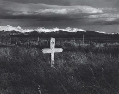 Cross Old San Acacio