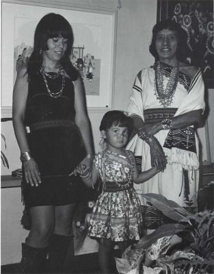 Pablita,Helen & Marg